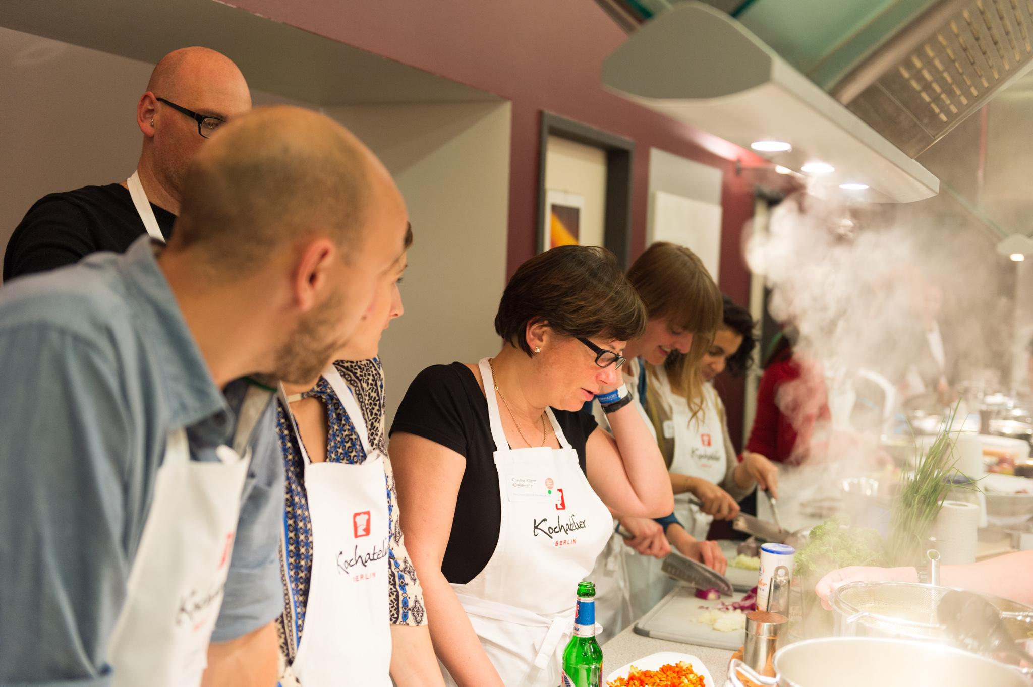 Digital Cuisine - Social Media Dinner meets Kochatelier #Digicui