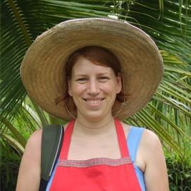 Anja Beckmann, Tischgeprächsgast der #digicuisine