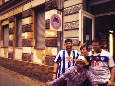 Berlins erstes Cupcakedinner