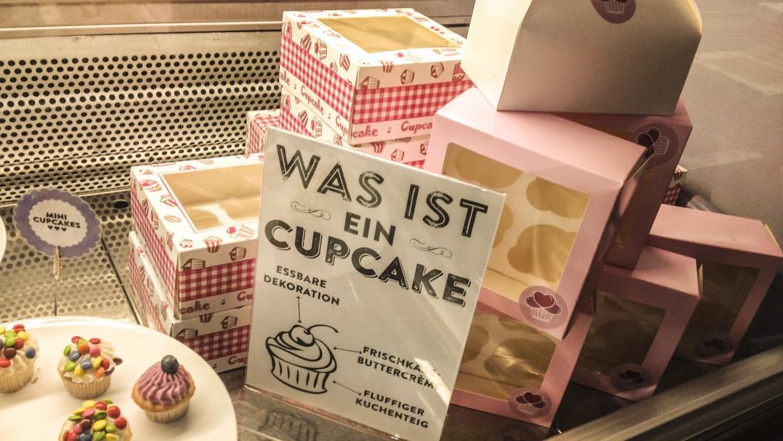 Berlins erstes Cupcake-Dinner