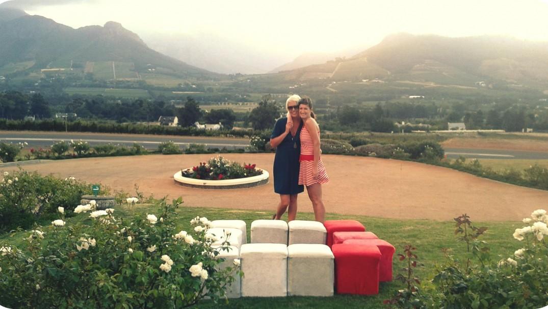 Das Cape Town Dinner - Ein Interview mit der Gastgeberin Miriam Rupp ...