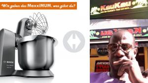 MaxxiMUM -Tauschangebot No.1 Gregoire