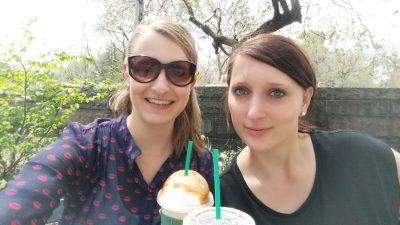 Ein letzter Besuch im Central Park. Wir wollten nicht nach Hause.