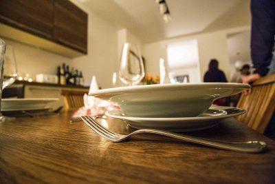 Gabel und Teller - Propheten der Mahlzeit